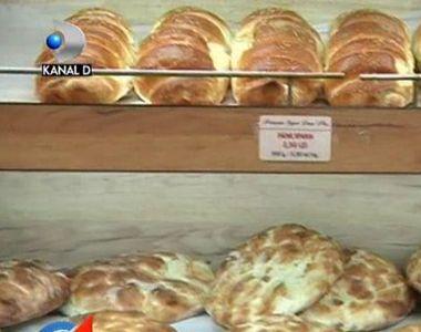 Vesti proaste pentru romani! Se scumpeste painea!