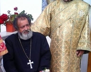 Imaginile durerii la parastasul de un an al parintelui Mihai Negrea! Preoteasa si...