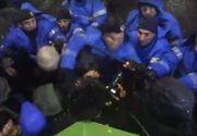 """Comunicat oficial al Jandarmeriei in cazul jandarmului bataus: """"Era nevoie de o iesire controlata!"""""""