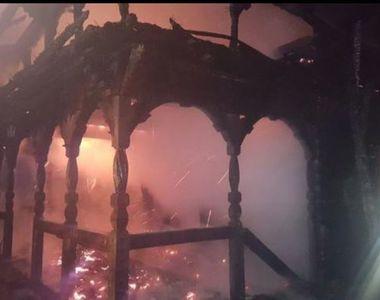 Maria Ghiorghiu a prevazut incendiul de la biserica din Suceava! Descrierea femeii,...