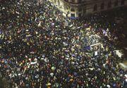 Protestul din Bucuresti a avut rasunet in presa internationala. Cei de la EuroNews si-au pus fotografia de coperta pentru Facebook cu imagini de aici