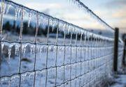 ANM: -21 de grade Celsius, cea mai scazuta temperatura de noaptea trecuta, inregistrata in Radauti