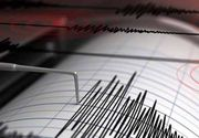 Un nou cutremur s-a produs in judetul Buzau