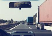 Doi soferi romani au fost retinuti in Italia, dupa ce au condus un camion gol. Iata e ascundeau, de fapt, in vehicul