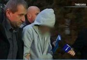 Barbatul din Timis care a batut un elev intr-o scoala a fost arestat preventiv