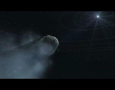 Un asteroid a trecut astazi razant pe langa Pamant! Specialistii sustin ca urmeaza sa...