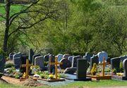 A murit de cancer, dar preotul satului nu a vrut sa-l inmormanteze in cimitir pentru ca in ultimele luni de viata s-a pocait!