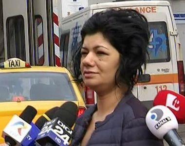 Sotia soferului drogat care a provocat un accident in lant in centrul Bucurestiului:...