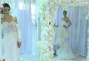 Ultima moda in materie de nunti! Ce rochii se poarta si care sunt machiajele si coafurile in trend