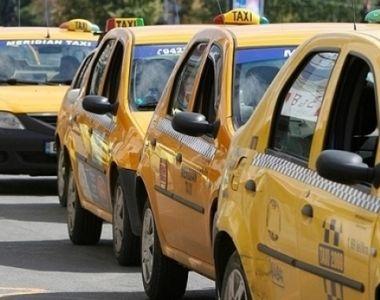Politistii au facut controale in mai multe statii de taxi din Timisoara, insa soferii...
