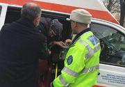 Incident terifiant in Bucuresti! O femeie cu probleme psihice a atacat un elev si a incercat sa-l oblige sa bea alcool