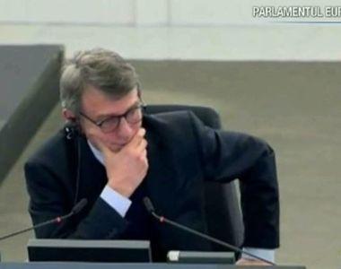 Circul din parlamentul Romaniei s-a mutat la Bruxelles! Demnitarii romani s-au facut de...