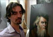 Avem un artist renumit peste hotare! Un pictor din Galati este comparat cu marele Rembrandt!