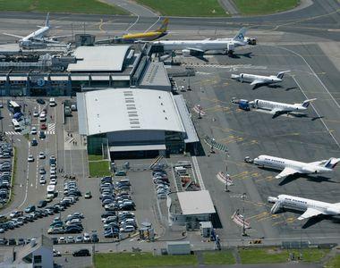 Stare de alerta! Un aeroport din Londra a fost inchis dupa descoperirea unei bombe