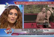 """Claudia Pavel a spus totul despre relatia ei cu Catalin Cazacu de la Exatlon: """"Vom vedea cand va veni acasa..."""""""