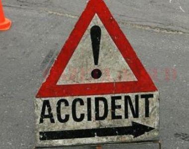 O caruta nesemnalizata a produs un grav accident in Arges! Bilantul: un mort si sase...