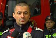 """Pompierul care a salvat-o pe femeia care a menintat ca se arunca de la etajul 6: """"Daca nu ma sincronizam bine cu cei din interior risca sa ma vada, risca sa se arunce"""""""