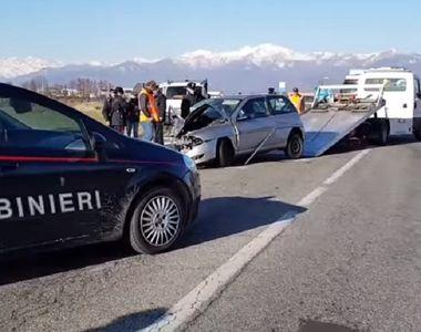 Caterina se zbate intre viata si moarte, in Italia, dupa ce un accident cumplit i-a pus...