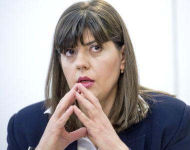 Scandalul momentului! Declaratiile sefei DNA, Laura Codruta Kovesi, au produs valuri in...