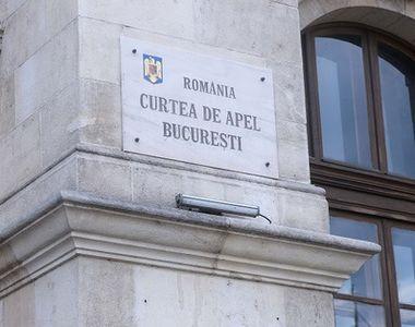 Alerta cu bomba la Curtea de Apel Bucuresti a fost FALSA. IGPR: Se fac verificari...