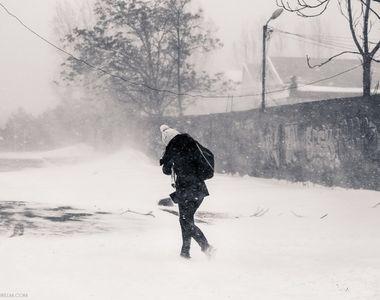 Meteorologii vin cu vesti proaste! Ne asteapta cel mai friguros weekend din aceasta...