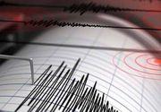 Cutremur la SUD de Romania! Seismul a avut o intensitate mare, de 4,8 pe scara Richter
