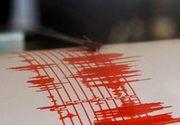 Romania, lovita de doua cutremure!  S-au produs in zone diferite ale tarii!