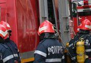 Clipe de groaza pentru mai multe familii din Baia Mare! Oamenii dormeau atunci cand a izbucnit incendiul!