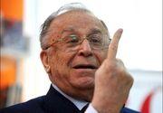 Ion Iliescu isi serbeaza astazi ziua de nastere! Cati ani implineste fostul presedinte al Romaniei!