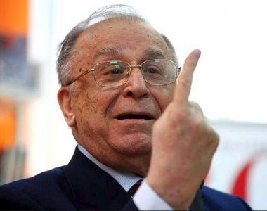 Ion Iliescu isi serbeaza astazi ziua de nastere! Cati ani implineste fostul presedinte...