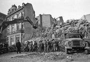 41 de ani de la cutremurul din 1977! Bucurestiul a fost transformat intr-un morman de moloz! Se poate intampla din nou, oricand!