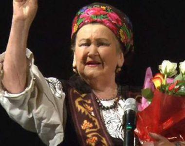Doliu in lumea artistica din Romania! O indragita interpreta de muzica populara a murit...