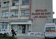 Incident suspect la Botosani! O fetita de 13 ani a ajuns la spital, dupa ce a cazut de la etajul al patrulea al uni bloc