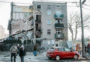 Explozie puternica intr-un bloc din vestul tarii! Patru persoane au murit, iar alte 20 au fost ranite!