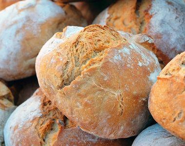 Nici painea nu mai e ce a fost! Inspectorii ANPC au facut prapad printre brutari si...