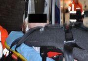 Un elev din Barlad a ajuns la spital cu o gaura in cap, provocata de un coleg la ora de atelier