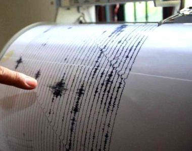 Cutremur neobisnuit in aceasta dimineata, in Romania. Seismul a avut loc in judetul...