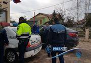 Femeie din Satu Mare, tinuta ostatica si amenintata cu pistolul de catre concubin, sub ochii copilului! Patru echipaje de politie incearca sa ii salveze viata femeii
