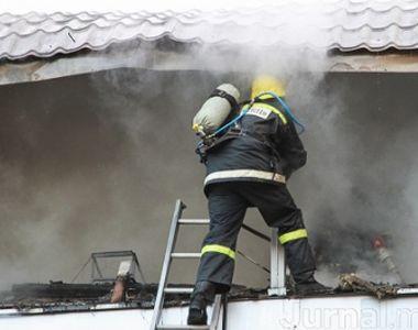 O fetita de 3 anisori a murit arsa de vie intr-o casa cuprinsa de flacari. Fetita era...