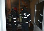 Incendiu puternic la Spitalul Judetean Alba! Mai multe cadre medicale de la ATI au fost ranite in incendiul provocat de o lumanare – O infirmiera a fost adusa cu ambulanta in Capitala