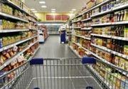 Gafa angajatilor unui supermarket din Capitala. Clientii s-au amuzat copios cand au descoperit greseala