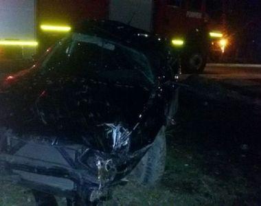 Accident mortal in Tismana. Un tanar, in varsta de 19 ani, a decedat, dupa ce a intrat...