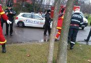 Infiorator! Cadavrul unui tanar din Pitesti, aruncat din masina, in plina strada. Politia a deschis o ancheta in acest caz