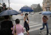 Gata cu vremea frumoasa! Meteorologii anunta ploi, incepand de azi, in toata tara!