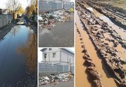 Imagini care nu fac cinste Romaniei - Asa arata strazile unui Municipiu al tarii in anul 2018 - RUSINOS - Autoritatile sunt nepasatoare, localitatea e intr-o degradare continua