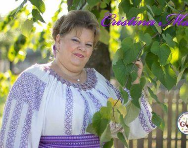 Povestea fabuloasa a Cristinei Fulgusin Mateias! Cantareata de muzica populara a murit...