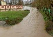 Sudul tarii, sub ape. Hidrologii au emis o avertizare Cod rosu de inundatii – Vezi aici care sunt zonele afectate