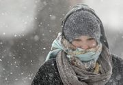 Prognoza meteo de cosmar pentru weekend! Temperaturile vor scadea de la 20 la 2 grade Celsius de pe o zi pe alta