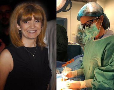 De vorba cu Dr. Doina Hrehoret, unul dintre cei 4 chirurgi care fac transplant hepatic...