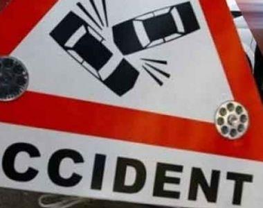 Accident grav in Capitala! Trei persoane au fost ranite, dupa ce soferul masinii in...